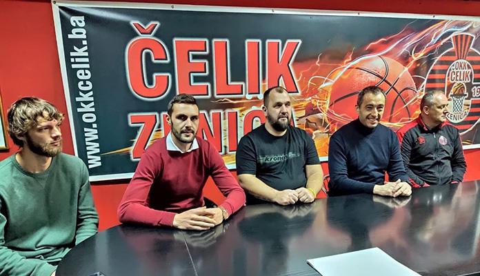 OKK Čelik sutra u Zenici protiv KK Radnički