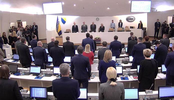 Imenovano novo Vijeće ministara BiH