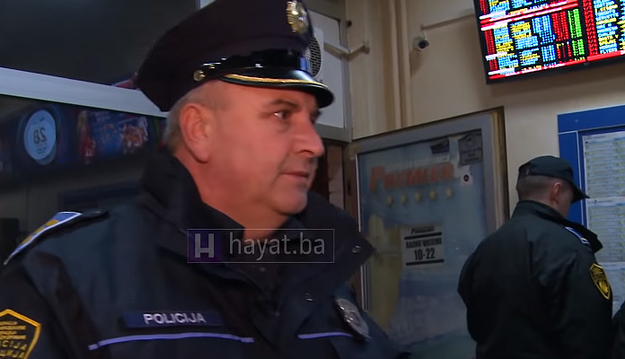 Policija ZDK