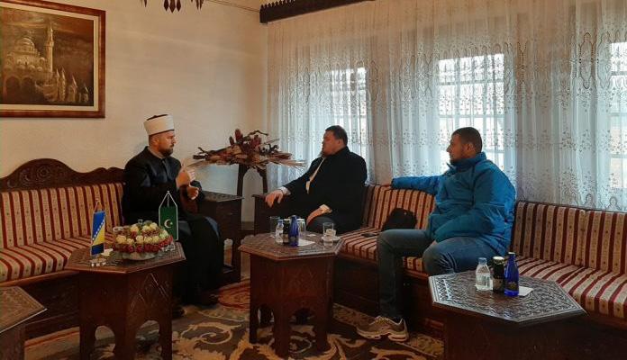 Prijem Kod Muftije Zeničkog