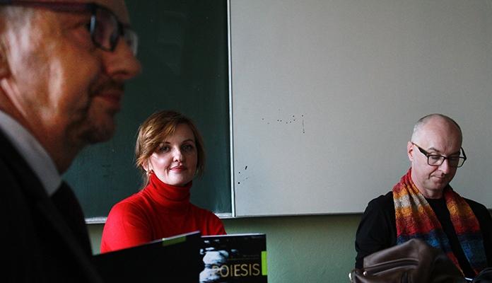 """U Zenici održana promocija knjige """"Poiesis: Zbirke pjesama studenata Univerziteta u Zenici"""""""