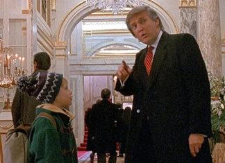 Trump Sam U Kuci