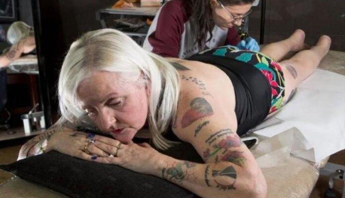 Baka opsjednuta Mourinhom: Na tijelo istetovirala 38 tetovaža Portugalca