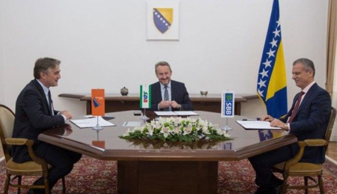 Danas susret Izetbegovića, Radončića i Komšića