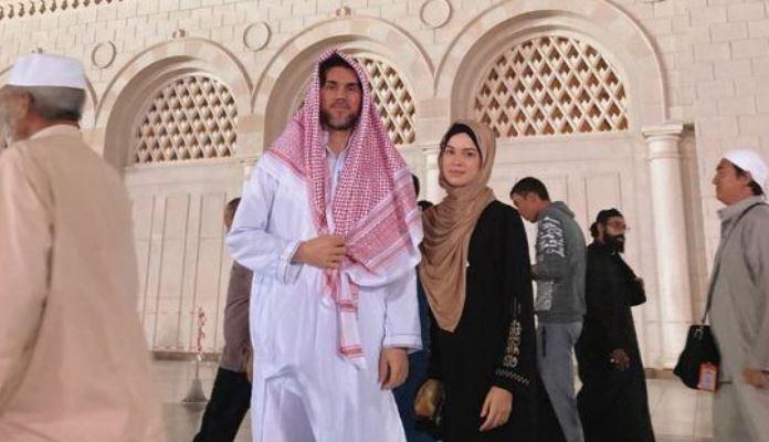 Kenan Hasagić sa suprugom Aminkom obavio umru (VIDEO)
