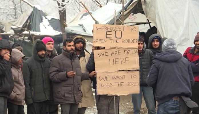 Da li Evropa treba da se stidi migrantske krize u BiH?