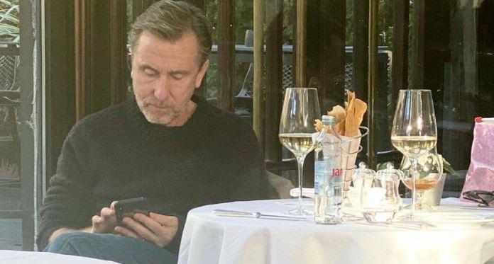 Holivudski glumac Tim Roth boravi u Zagrebu