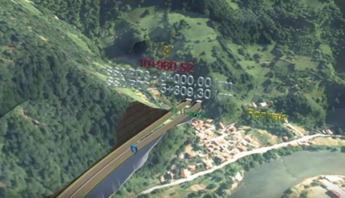 Početak radova na izgradnji tunela Zenica