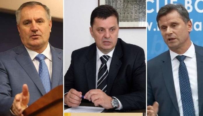 Sastanak Tegeltije, Novalića i Viškovića