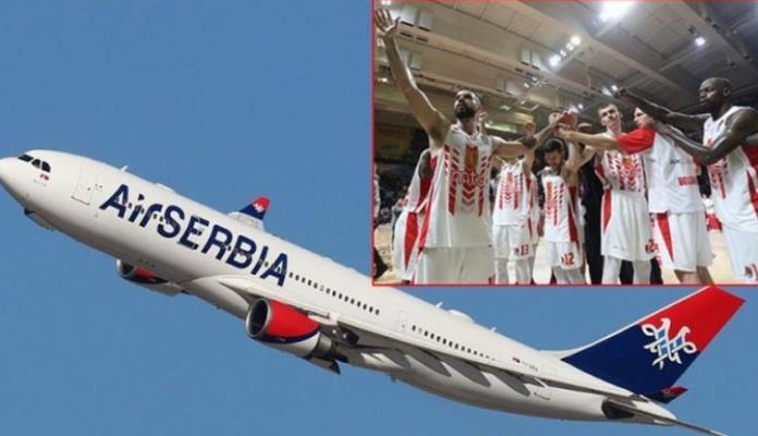 Drama na nebu iznad BiH: Avion sa Zvezdinim košarkašima morao se vratiti u Srbiju