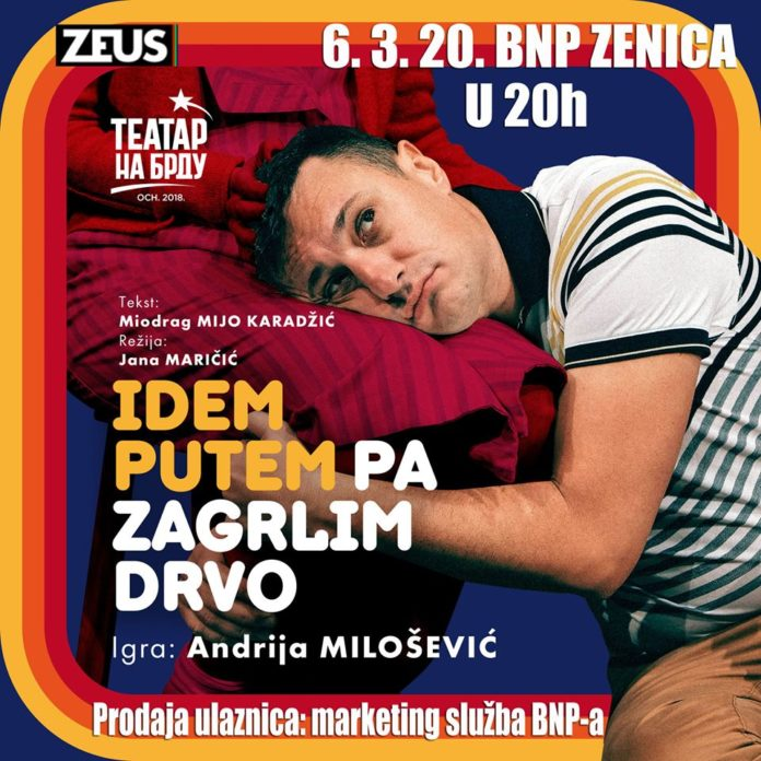Andrija Milosevic Zenica