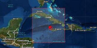 Cuba Zemljotres