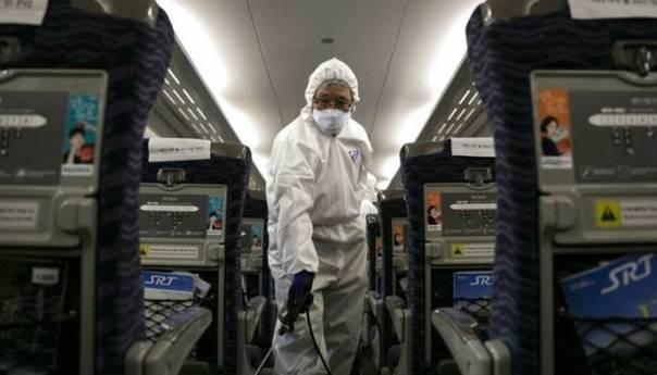 Koronavirus zabilježen u dvadesetak zemalja: Prve slučajeve prijavile Španjolska, Švedska i Rusija