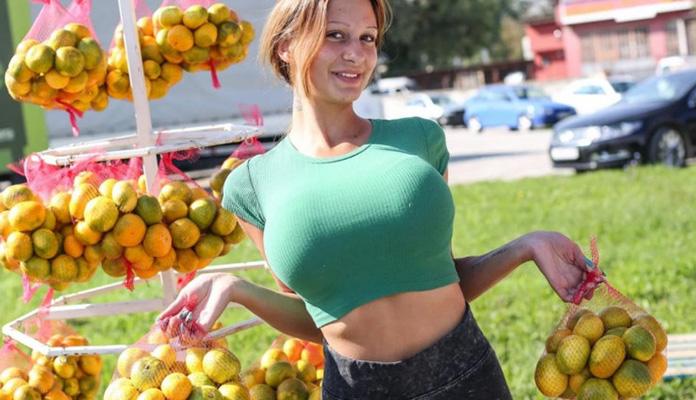 Kristina Mandarina