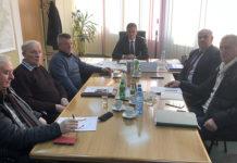 Sastanak U Zgradi Vlade ZDK