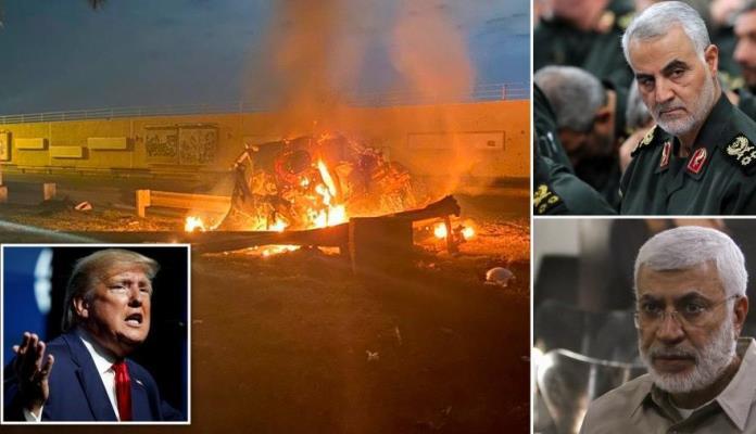 Trump naredio likvidaciju: U bombardiranju ubijen iranski general (VIDEO)