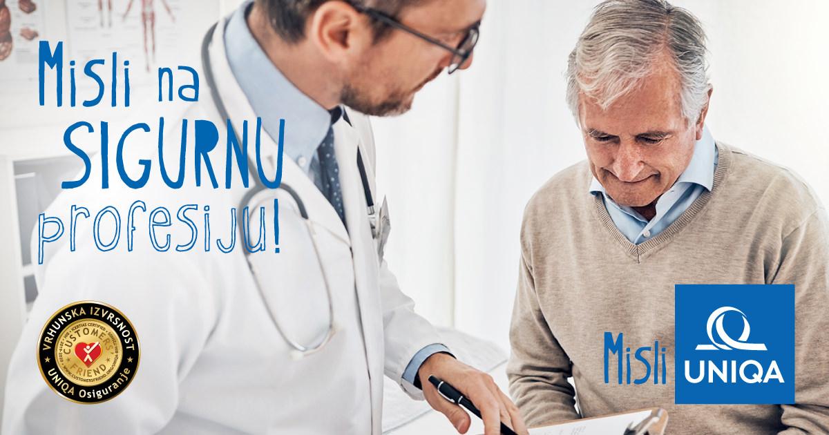 Novo u BiH: Program prevencije i zaštite liječnika medicinskih i srodnih djelatnosti