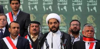 Vođa Iračkih Militanata