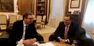 Vučić I Dodik