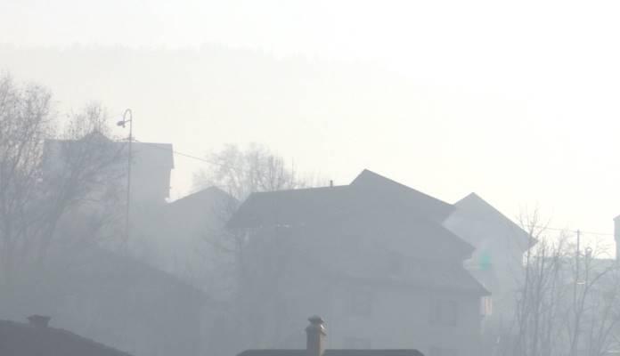 Nezdrav vazduh u Zenici, Sarajevu,Tuzli i Jajcu