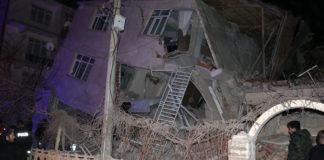 Zemljotres Turska