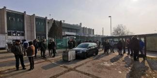 Zenicatrans Protest Radnika