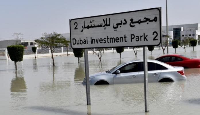 Obilna kiša potopila Dubai, jedan od najprometnijih aerodroma na svijetu van funkcije (VIDEO)