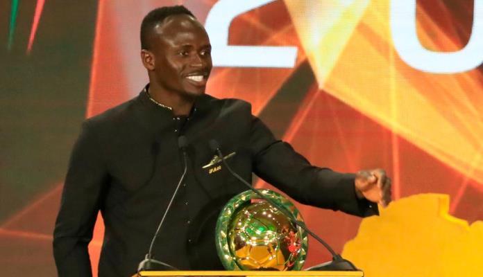 Mane proglašen najboljim afričkim nogometašem (VIDEO)