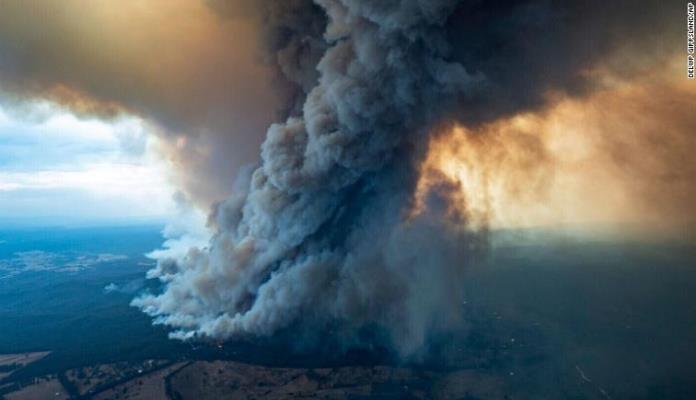 Borba s požarima: Australija sprema evakuaciju 250.000 ljudi