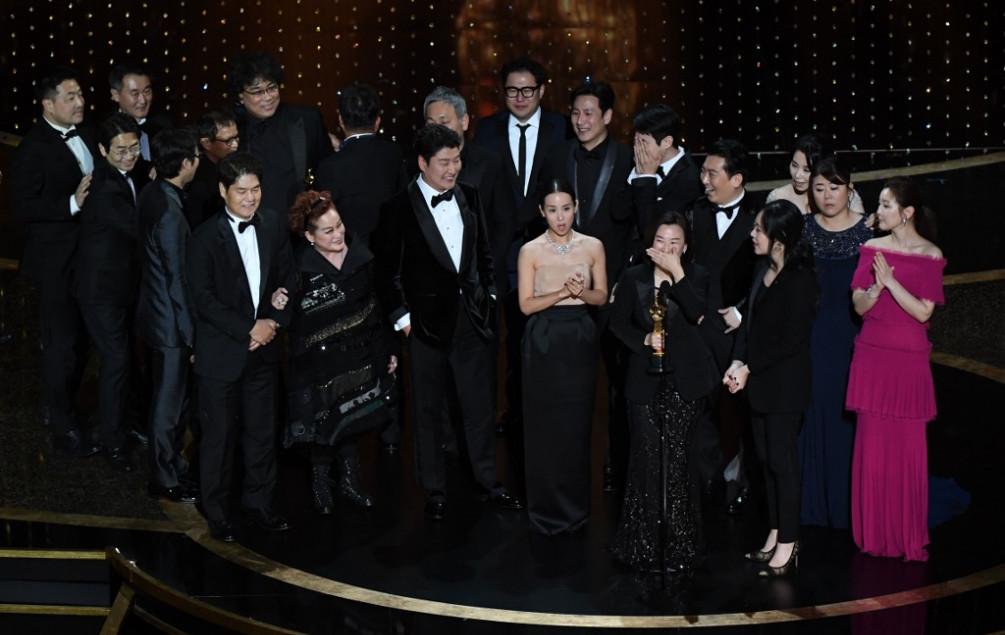 Četiri Oskara za južnokorejsko ostvarenje