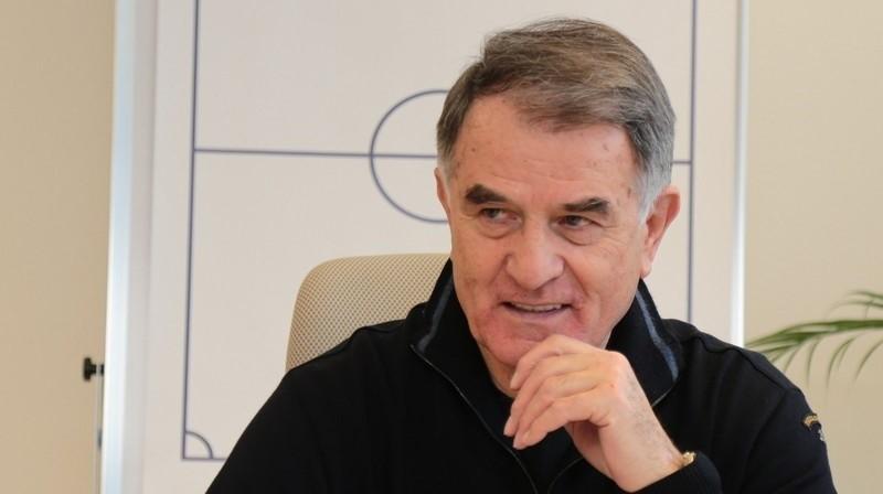 Selektor reprezentacije Dušan Bajević održao sastanak sa pomoćnicima