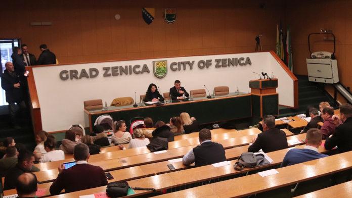 """Regulacioni plan """"Centar II"""" opet kao tačka na sjednici Gradskog vijeća"""