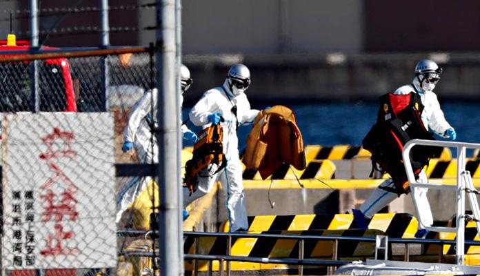 Na kruzeru se povećava broj zaraženih, državljanin BiH i dalje u karantini
