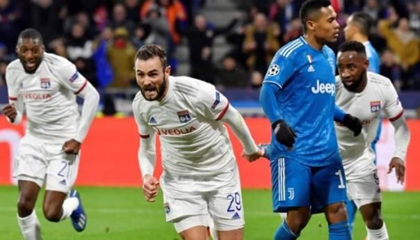 Minimalna pobjeda Lyona protiv Juventusa