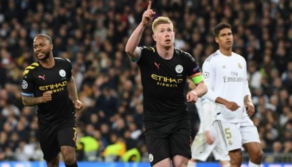 City preokretom protiv Reala napravio ogroman korak ka četvrtfinalu LP