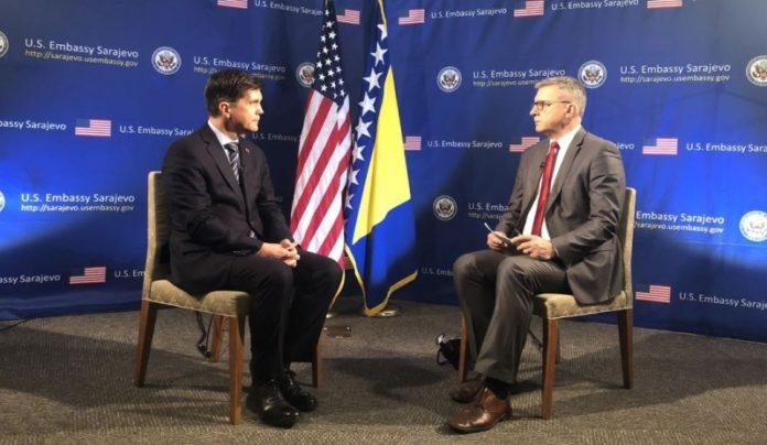 Nelson: Naš interes je država BiH, moglo bi biti novih sankcija