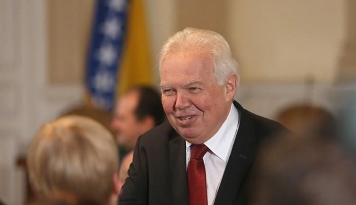 Rusija podržala SNSD i HDZ: Osloboditi se stranog uplitanja