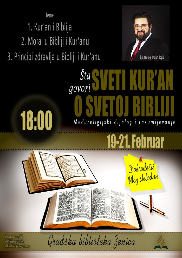 Predavanja Kuran Biblija