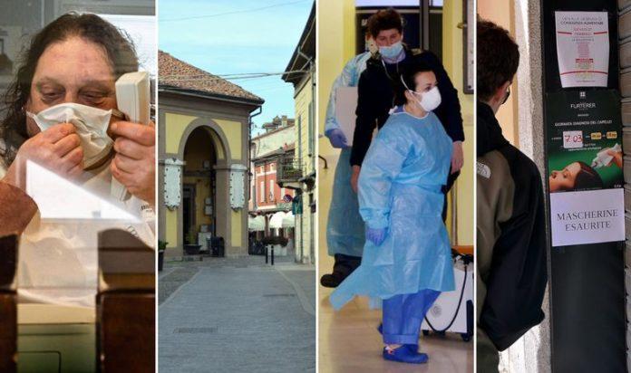 Broj zaraženih korona virusom u Italiji stigao do 400