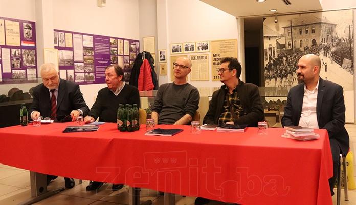 U Muzeju Grada Zenica održana promocija knjige izrabranih tekstova Željka Škuljevića (FOTO)