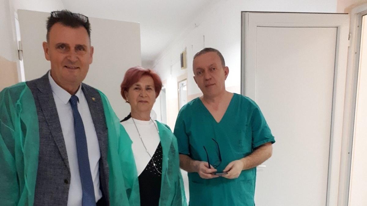 Rotary klub Zenica darovao porodilje u Kantonalnoj bolnici Zenica