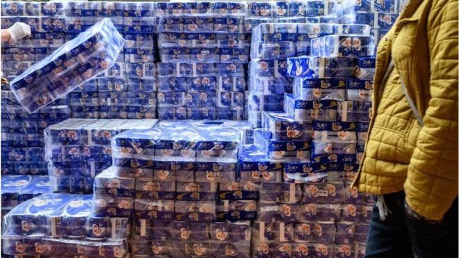 Banda u Hong Kongu ukrala stotine rolni toaletnog papira