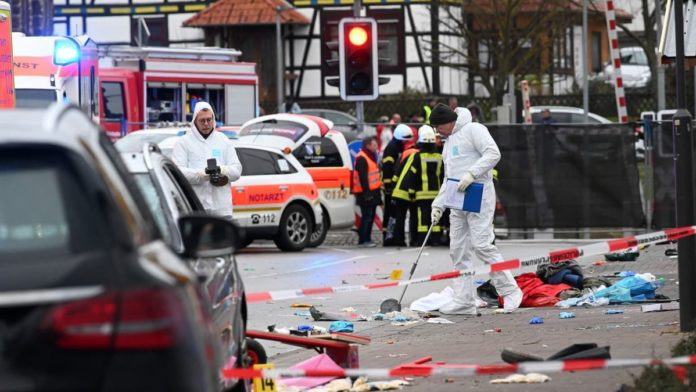 Zabio se u povorku u Njemačkoj, ljudi ga htjeli ubiti