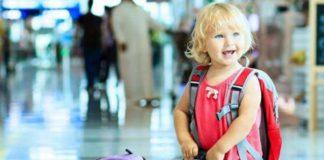 Djeca Putovanje