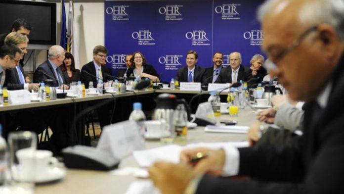 Vijeće za provedbu mira: Entiteti nisu države, RS je stvorena Dejtonskim sporazumom