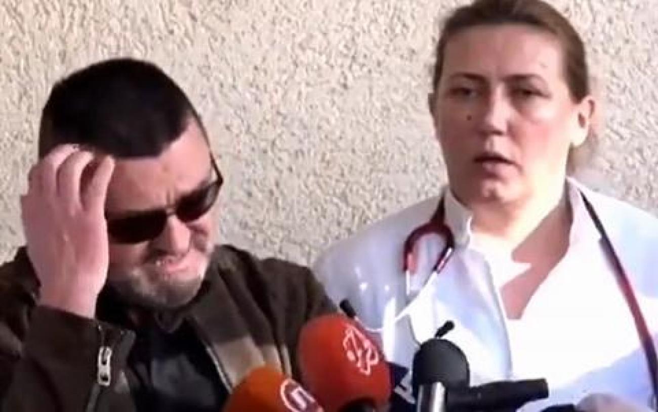 """Direktor mostarske bolnice hit na društvenim mrežama: """"Umisto sprida, uša nam je sazad"""" (VIDEO)"""