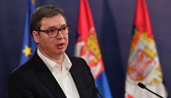 Aleksandar Vučić protiv ukidanja Sarajevske ulice u Beogradu