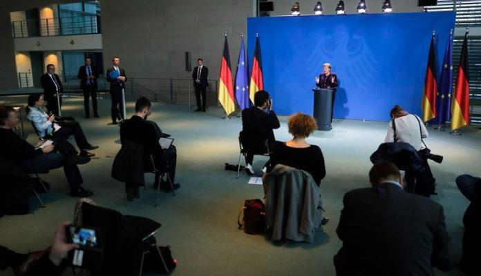 U Njemačkoj od sljedeće sedmice lockdown