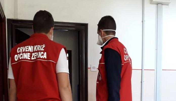 Obavijest Crvenog križa Zenica
