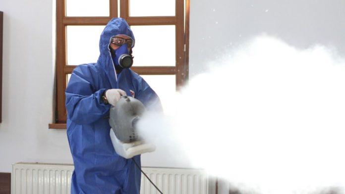 INZ u naredna tri mjeseca provodi obaveznu dezinfekciju u svim općinama ZDK